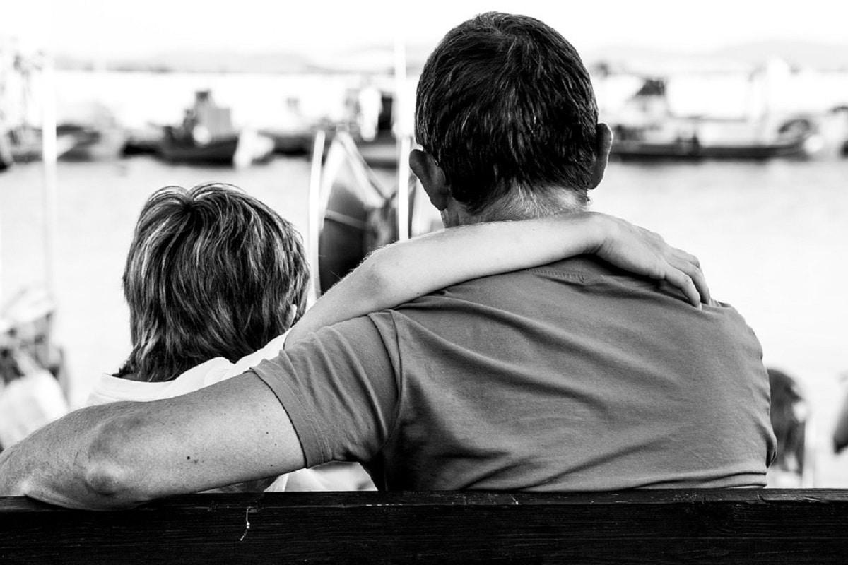 Confianza entre padre y adolescente