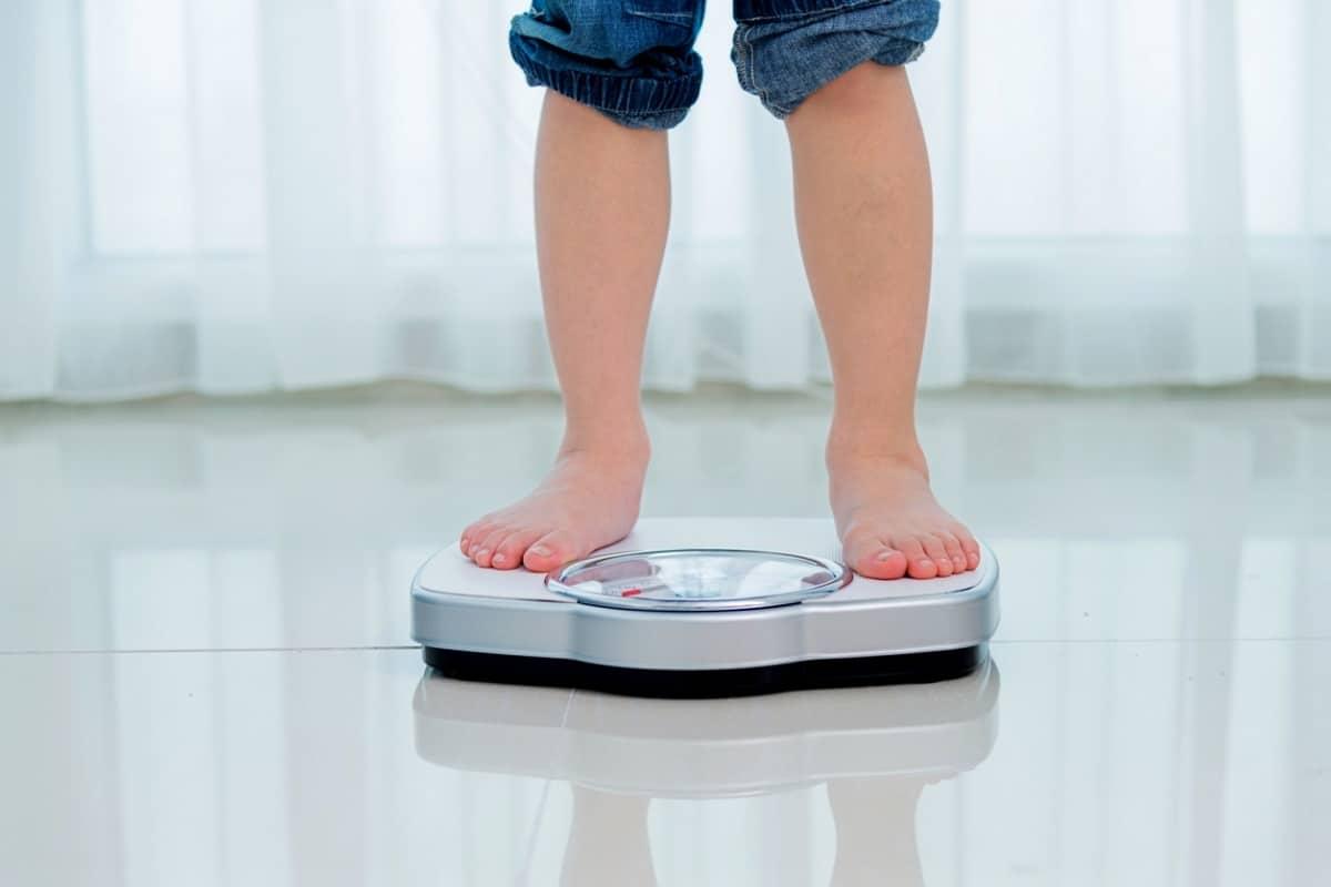 Cómo se mide la obesidad en niños