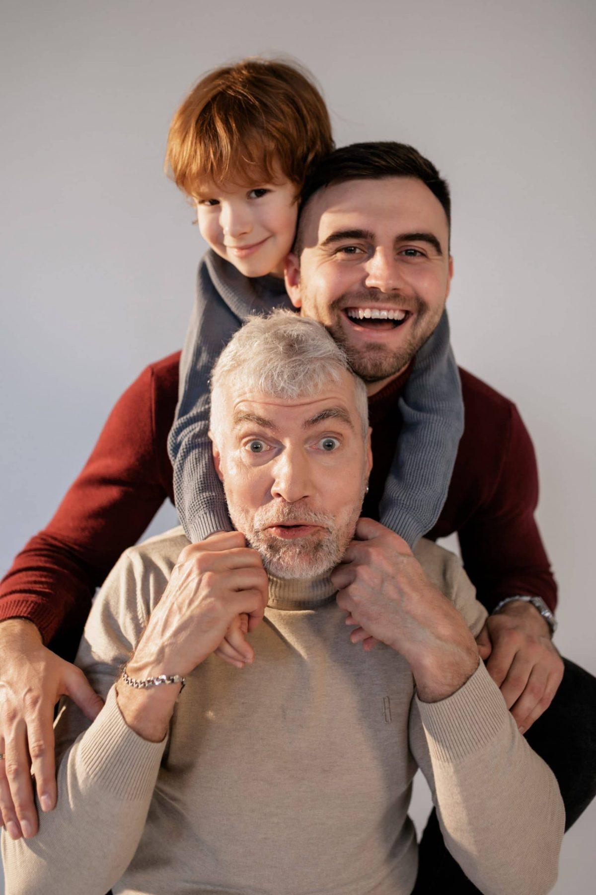 El padre de mi hijo es narcisista
