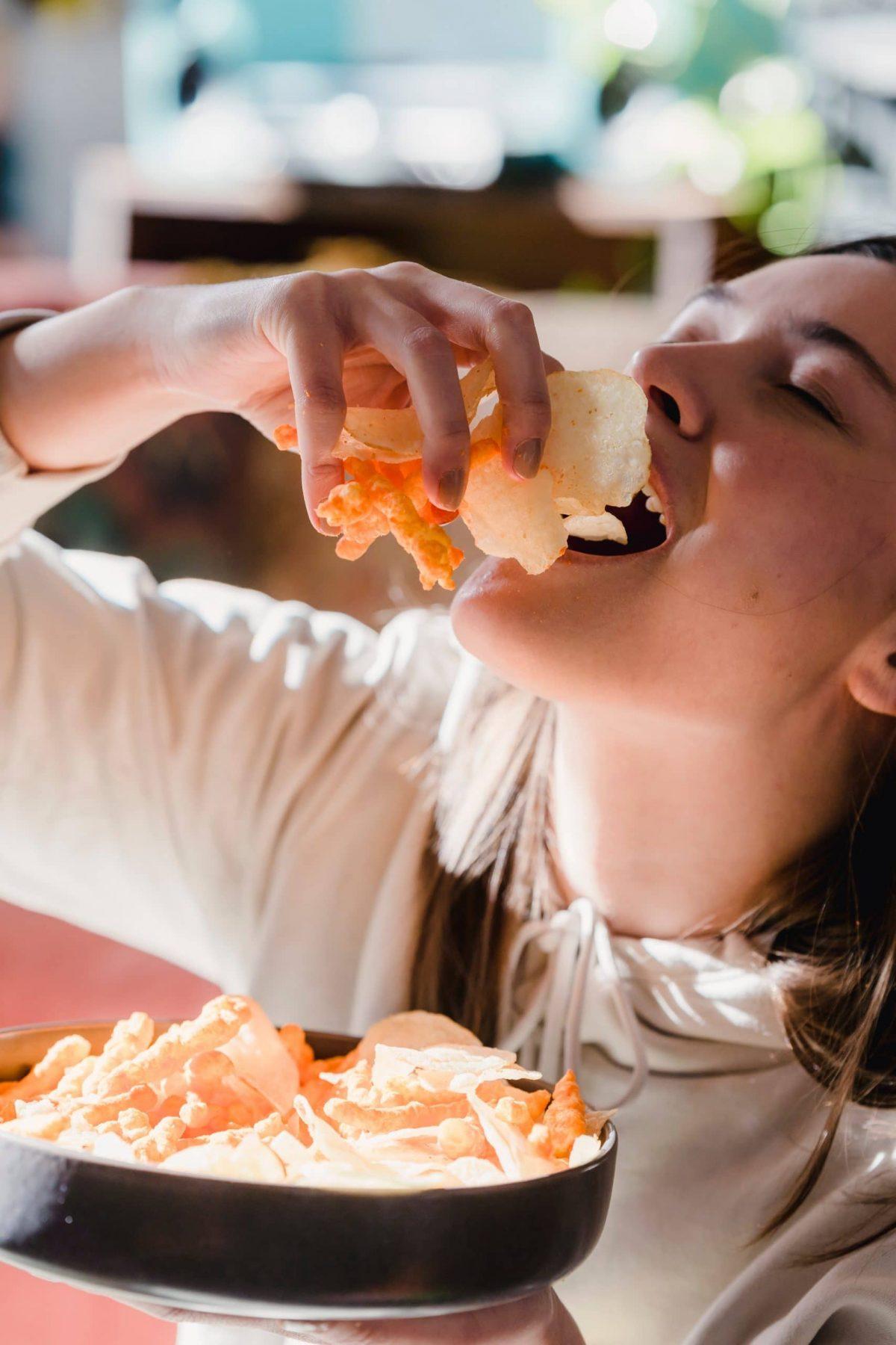 Mi hijo adolescente no quiere comer