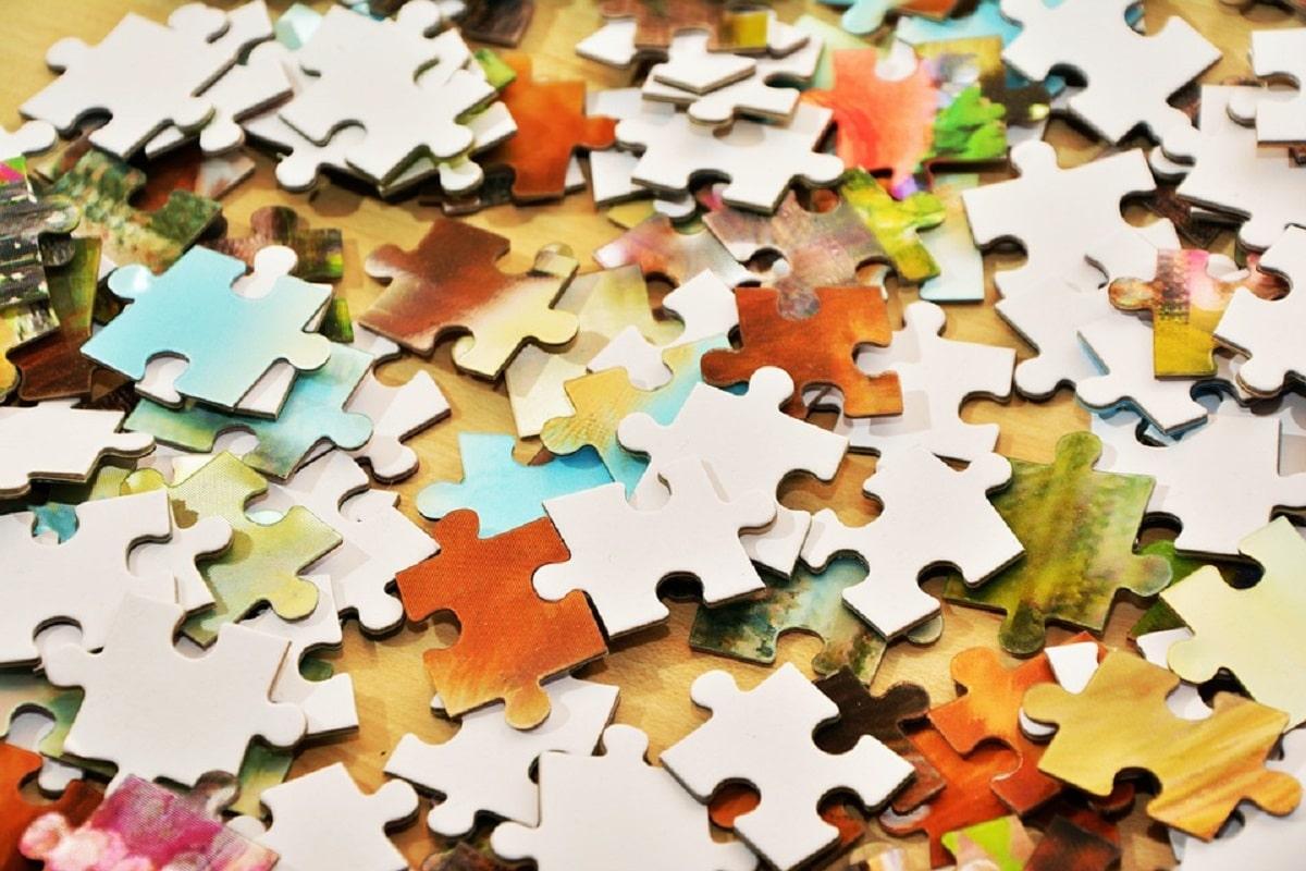 Las ventajas de los puzzles