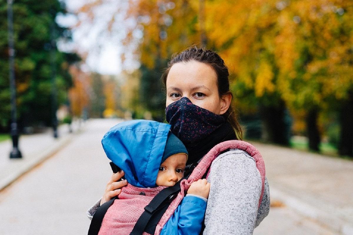 Cuidar de un hijo si tengo coronavirus