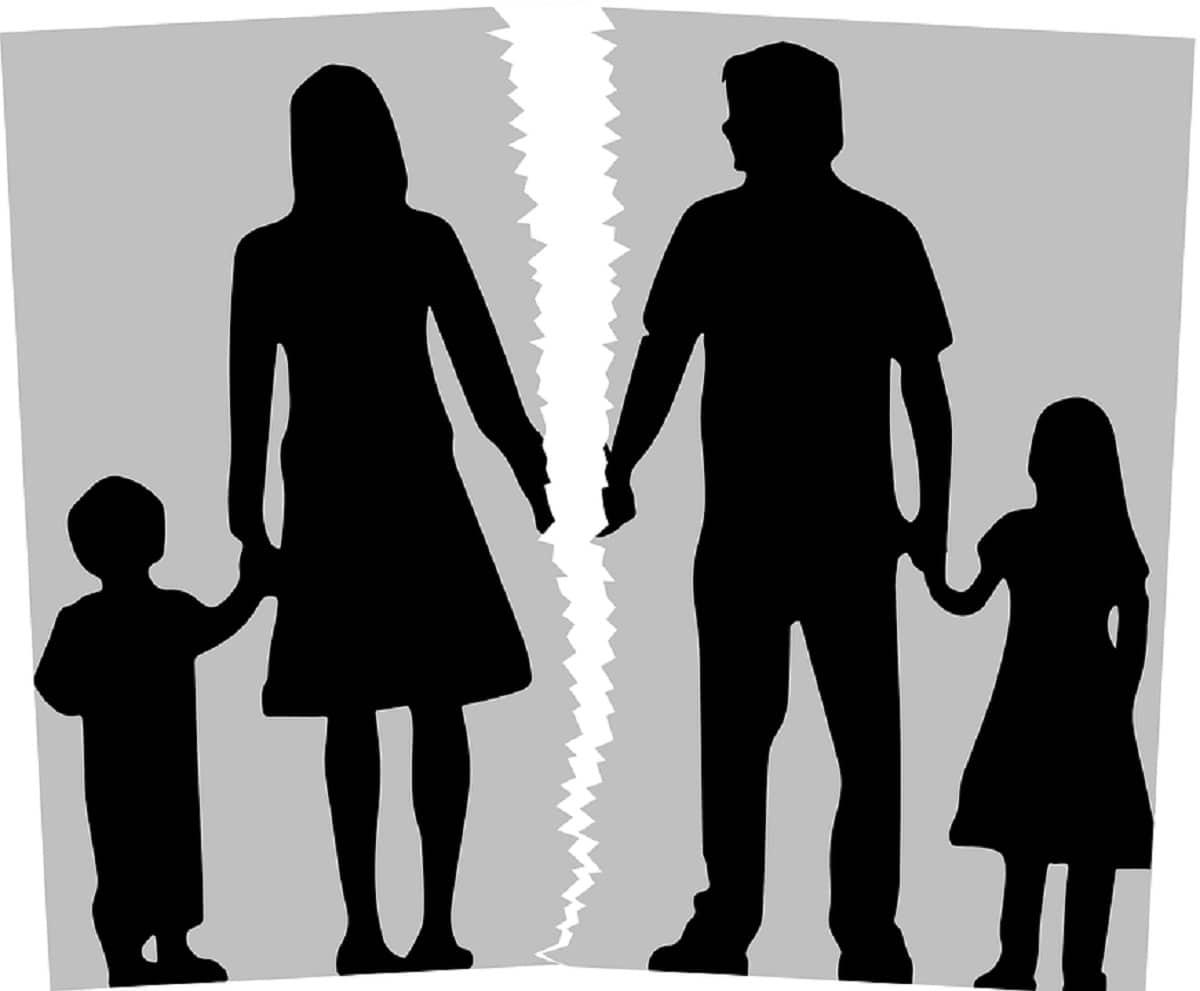Cómo separarse cuando hay hijos