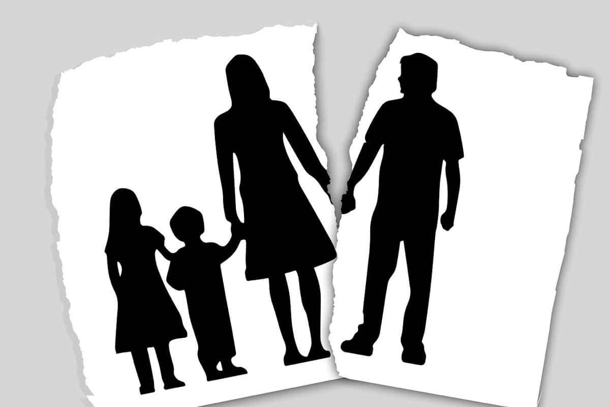 divorcio familia