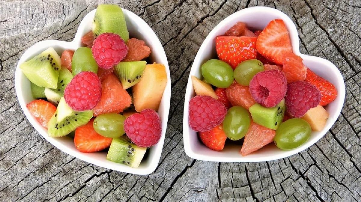 La fruta en la dieta infantil
