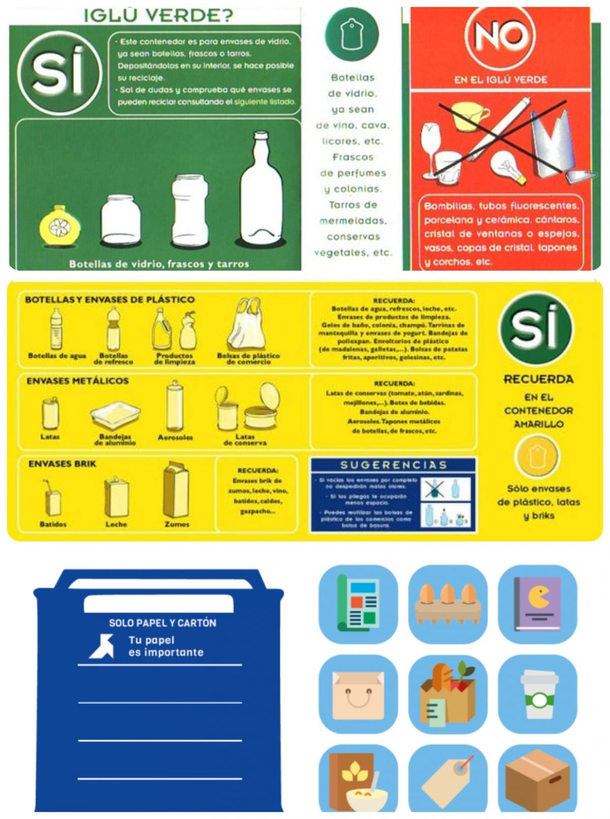 Cómo hacer que los niños reciclen