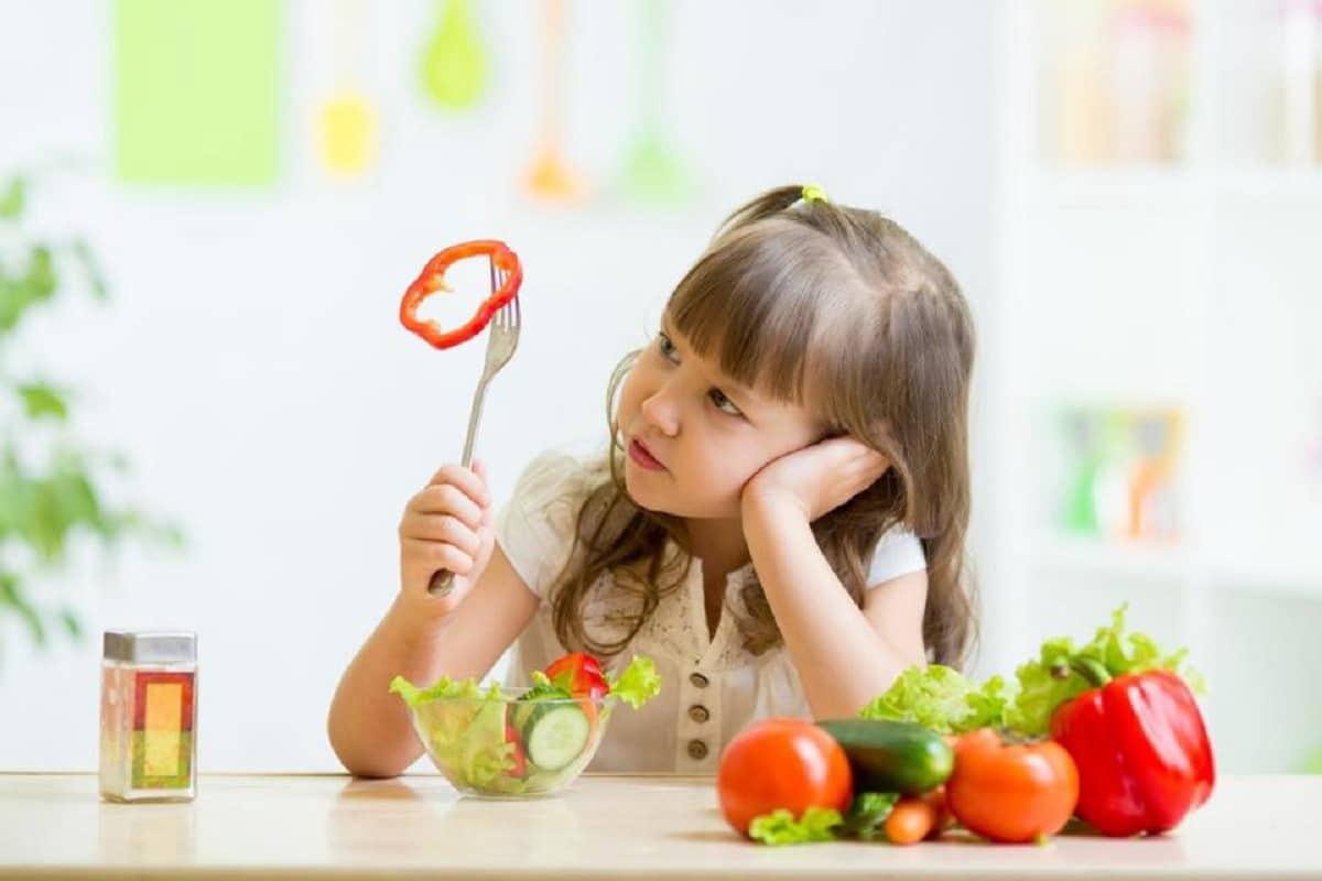 Trucos para que los niños coman alimentos nuevos