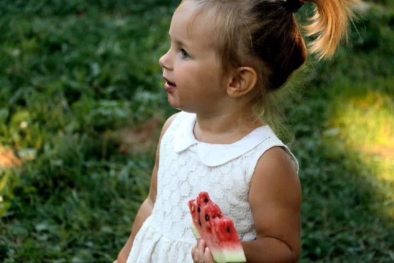 Trucos para hacer que los niños coman fruta