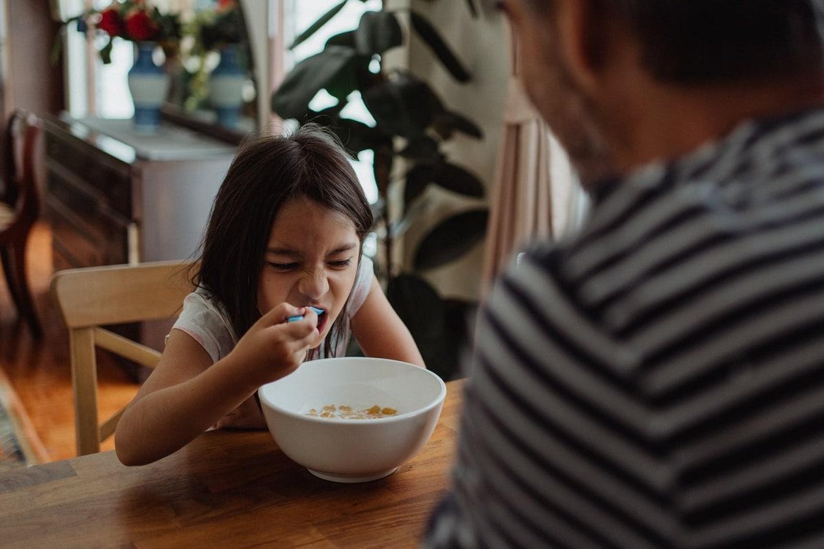 Consejos para que los niños coman bien