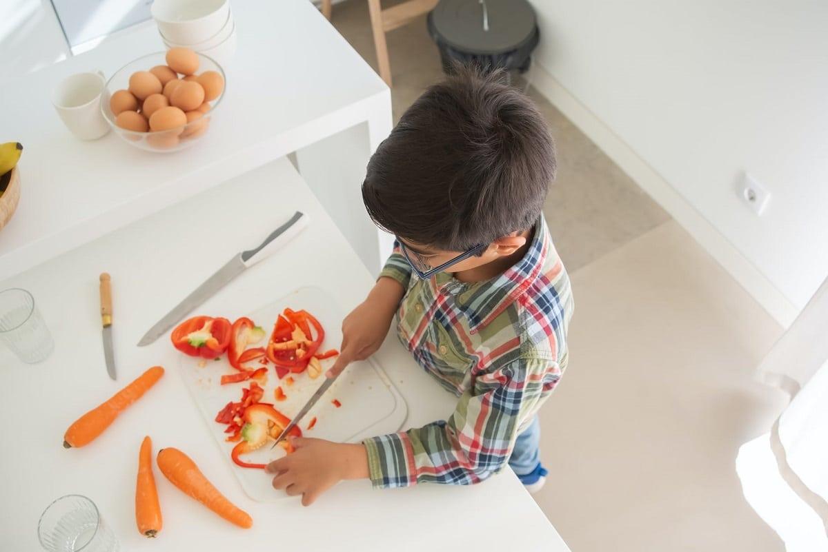 Cómo hacer que los niños coman bien