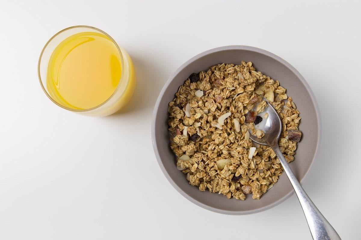Cereales en la dieta infantil