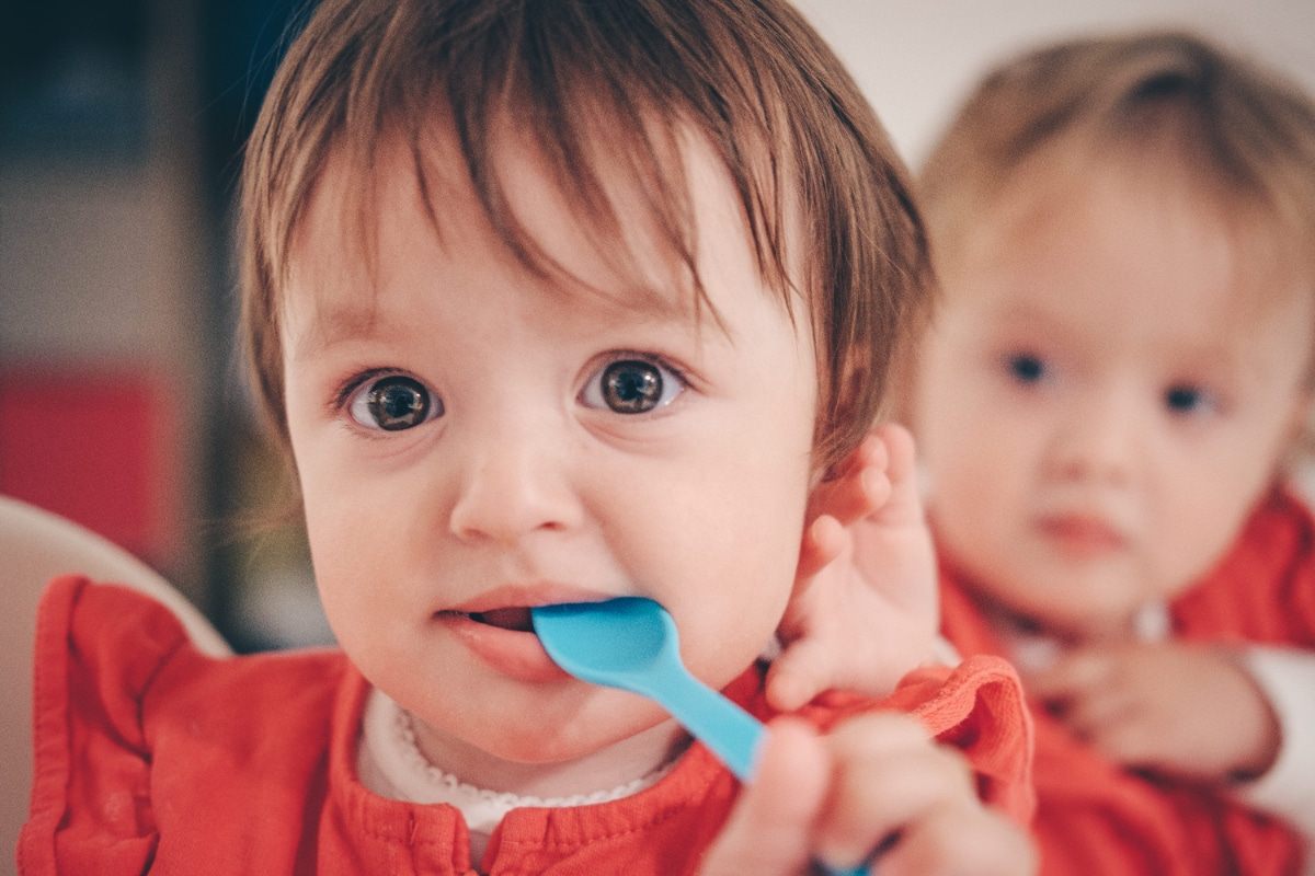 Hábitos en niños de 2 años