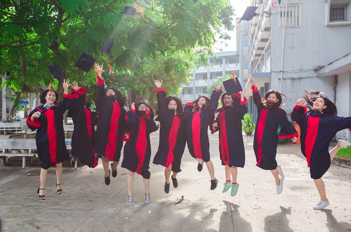 adolescentes graduadas