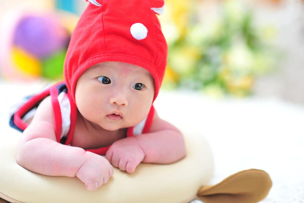 Juegos para bebé de 2 meses