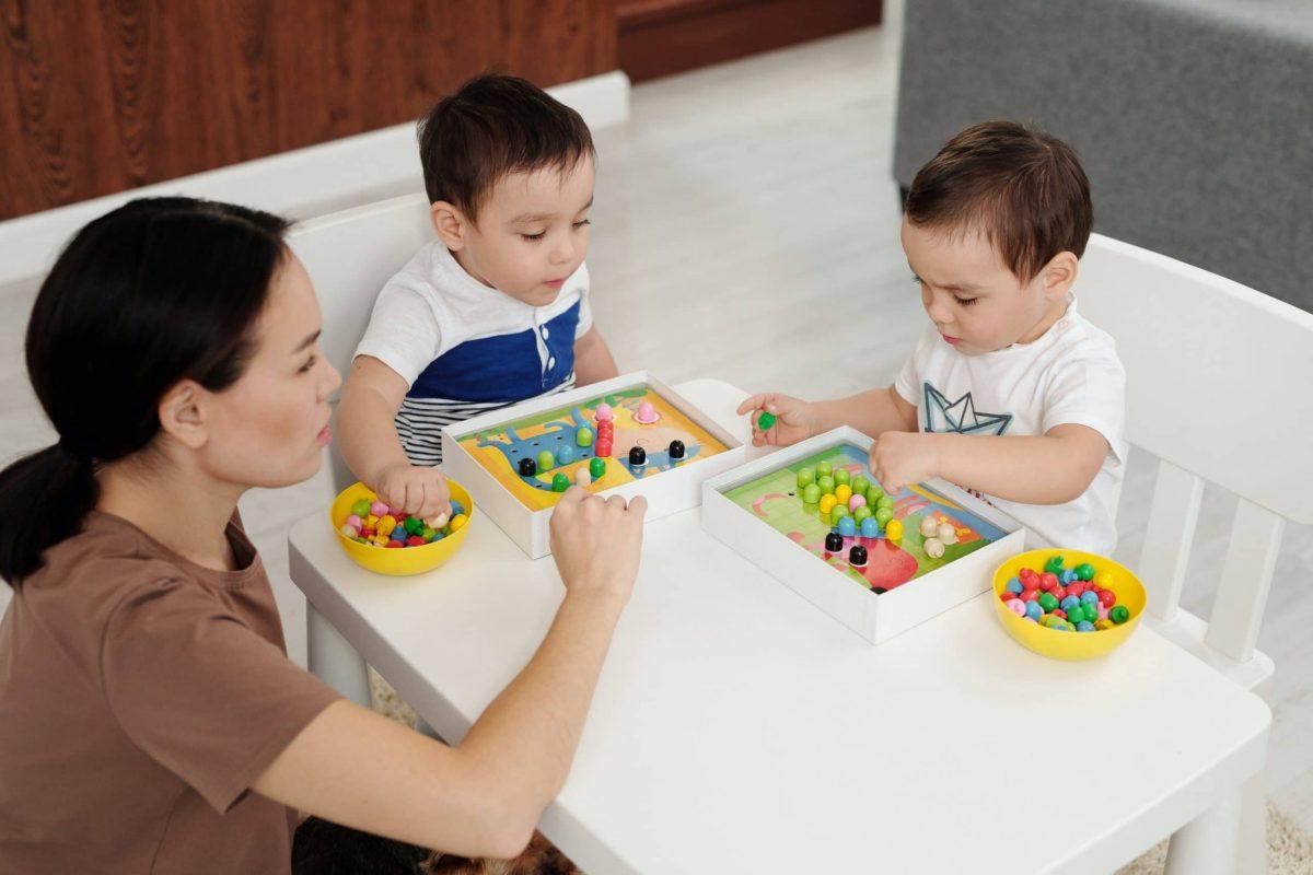 Cómo jugar con un niño autista