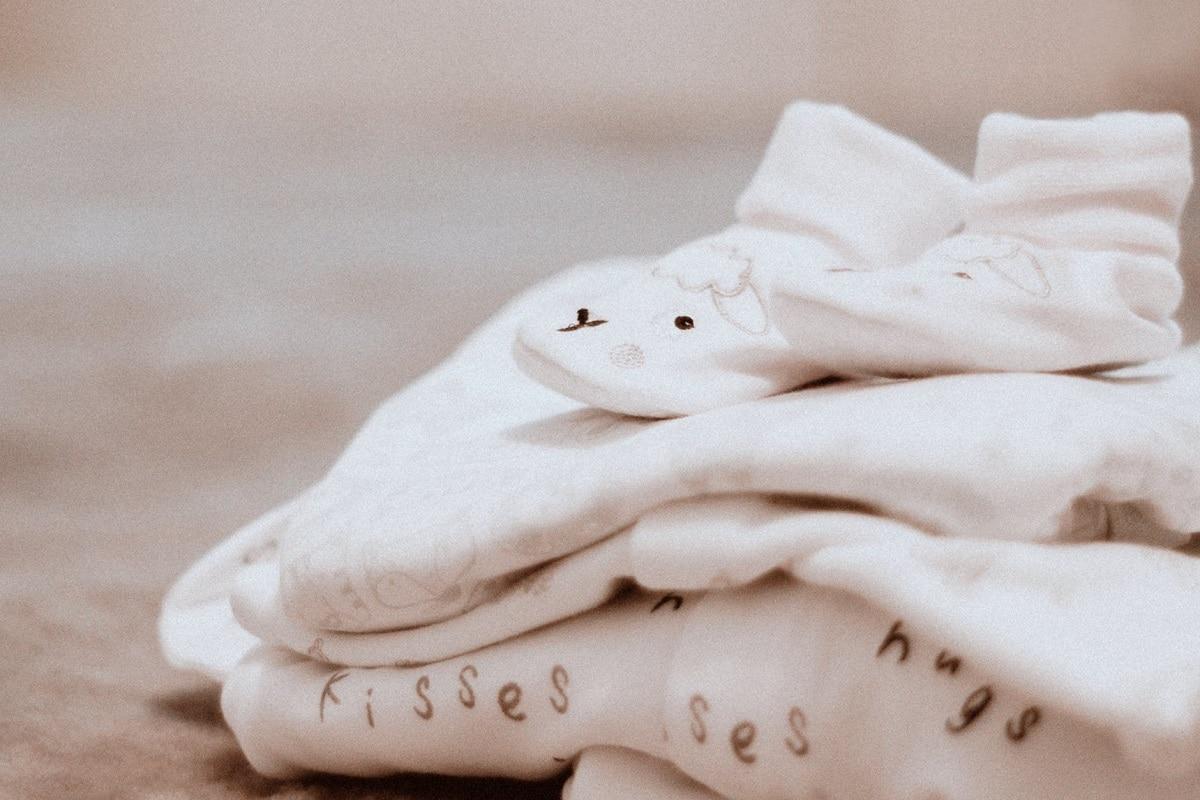 La ropa para el bebé