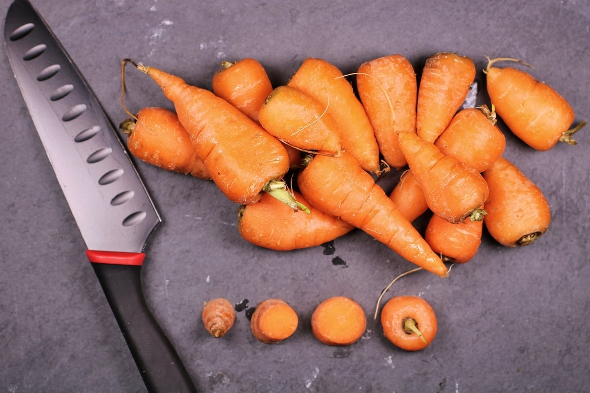 Zanahoria para la diarrea
