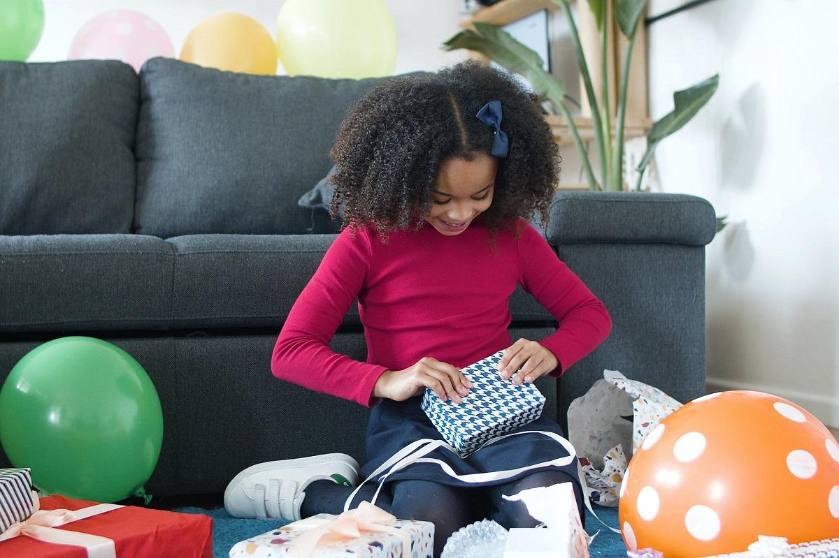 Elegir regalo par aun niño
