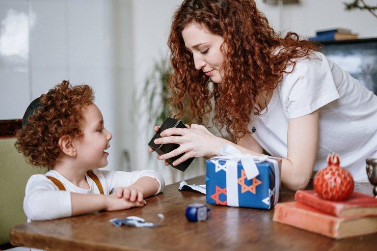 Qué regalar a un niño