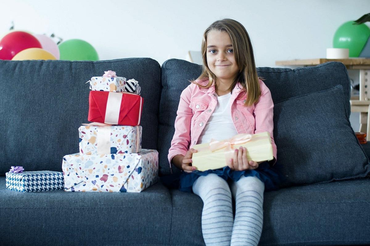 Elegir los regalos